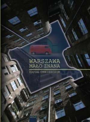 Warszawa mało znana - okładka książki