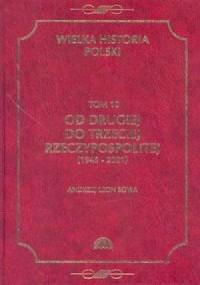 Wielka Historia Polski. Tom 10 - okładka książki