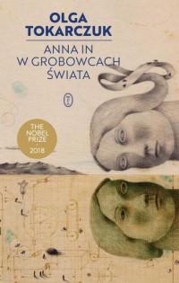 Anna In w grobowcach świata - okładka książki
