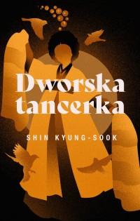 Dworska tancerka - okładka książki