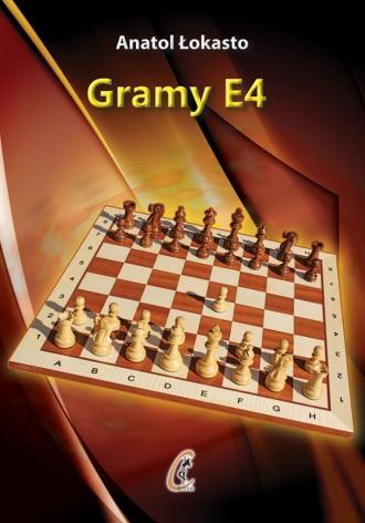 Gramy E4 - okładka książki