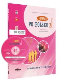 Po polsku 2. Podręcznik studenta - okładka podręcznika