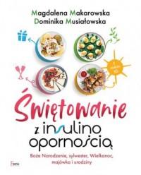 Świętowanie z insulinoopornością. - okładka książki