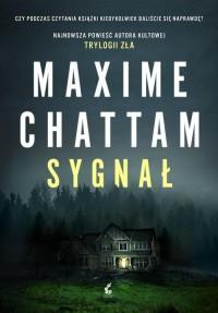 Sygnał - okładka książki
