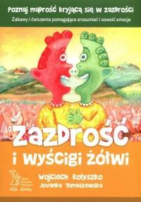 Zazdrość i wyścigi żółwi - okładka książki