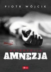 Amnezja - okładka książki