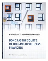 Bonds as the Source of Housing - okładka książki