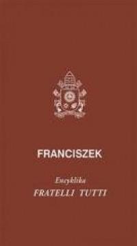 Fratelli tutti - okładka książki