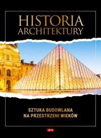 Historia architektury - okładka książki