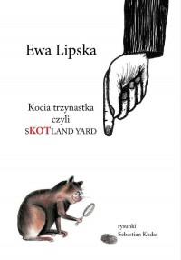 Kocia trzynastka czyli sKOTland - okładka książki