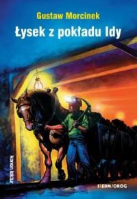 Łysek z pokładu Idy - okładka podręcznika