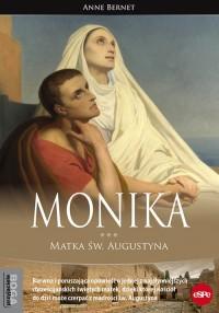 Monika. Matka św. Augustyna - okładka książki