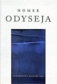Odyseja. Seria: Źródła i monografie - okładka książki