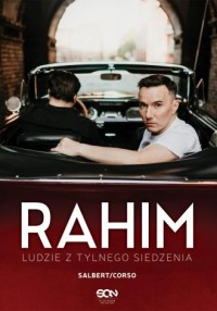 Rahim. Ludzie z tylnego siedzenia - okładka książki