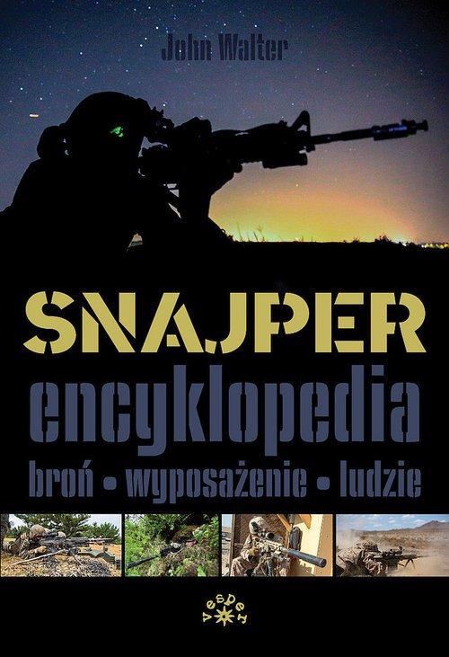 Snajper Encyklopedia - okładka książki