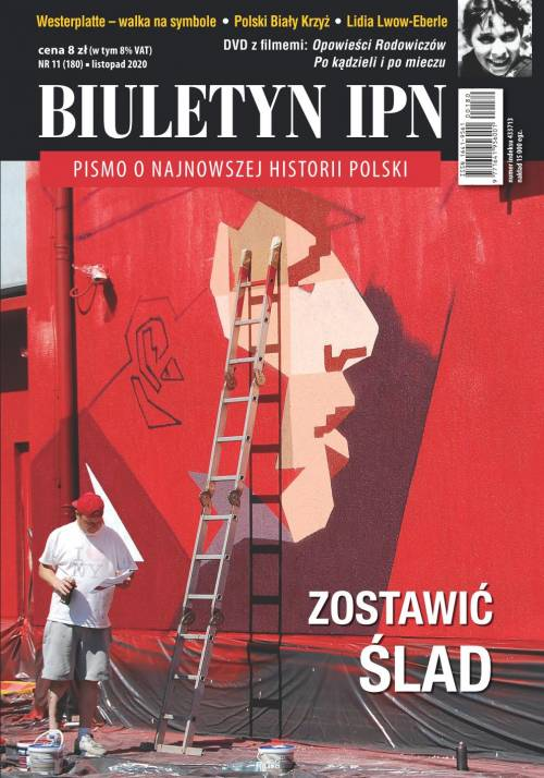 Biuletyn IPN nr 180 (11) / 2020 - okładka książki