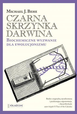 Czarna skrzynka Darwina. Biochemiczne - okładka książki