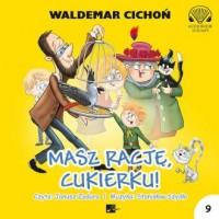 Masz rację, Cukierku! (CD mp3) - pudełko audiobooku