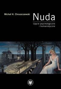 Nuda. Ujęcie psychologiczne i humanistyczne - okładka książki