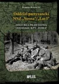 Oddział partyzancki NSZ Sosna/Las1 - okładka książki