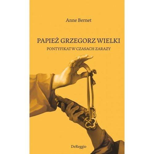 Papież Grzegorz Wielki. Pontyfikat - okładka książki