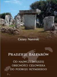 Pradzieje Balearów - okładka książki