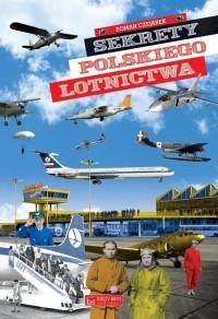 Sekrety polskiego lotnictwa - okładka książki