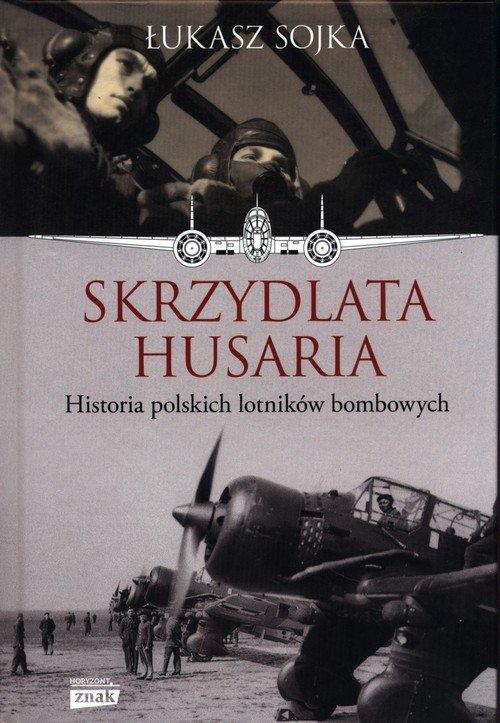 Skrzydlata husaria - okładka książki