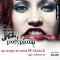 Ja, potępiona (CD mp3) - pudełko audiobooku