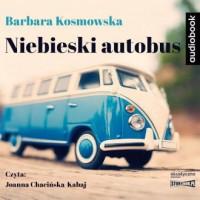 Niebieski autobus (CD mp3) - pudełko audiobooku