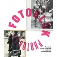 Fotoblok. Europa Środkowa w książkach - okładka książki