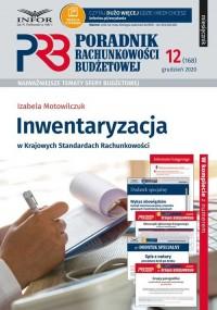 Inwentaryzacja w Krajowych Standardach - okładka książki