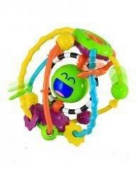 Kula sensoryczna - zdjęcie zabawki, gry