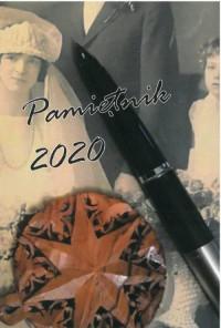 Pamiętnik 2020 - okładka książki