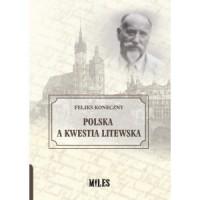 Polska a kwestia litewska - okładka książki