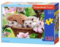 Puzzle 120. Wiosenny czas - zdjęcie zabawki, gry