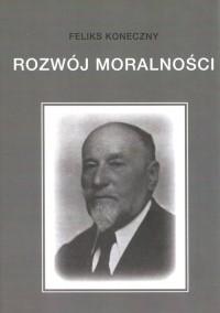 Rozwój moralności - okładka książki