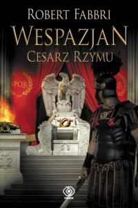 Wespazjan. Cesarz Rzymu - okładka książki