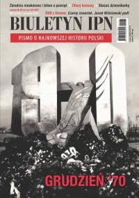 Biuletyn IPN nr 181 (12) / 2020 - okładka książki