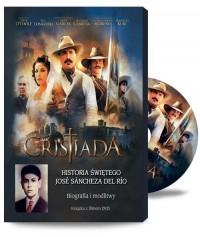 Cristiada Film (+ DVD) - okładka książki