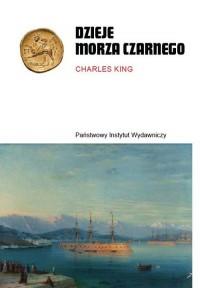 Dzieje Morza Czarnego - okładka książki