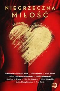 Niegrzeczna miłość - okładka książki