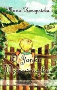 O Janku Wędrowniczku - okładka książki