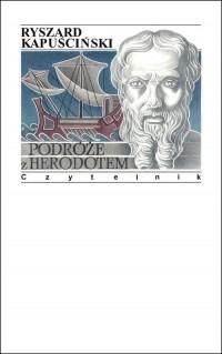 Podróże z Herodotem - okładka książki