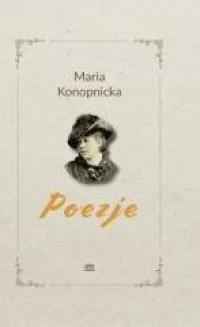 Poezje - okładka książki