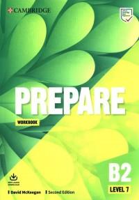 Prepare 7 Workbook with Audio Download - okładka podręcznika