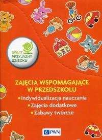 Trampolina + Zajęcia wspomagające - okładka podręcznika
