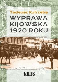 Wyprawa kijowska 1920 roku - okładka książki