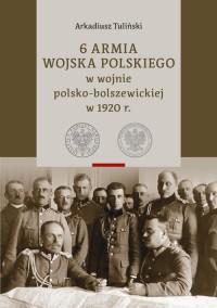 6 Armia Wojska Polskiego w wojnie - okładka książki