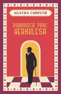Dwanaście prac Herkulesa - okładka książki